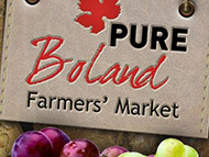 Pure Boland Market (Every first Saturday of the month)